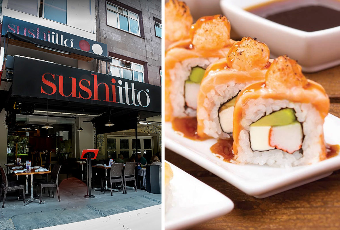 Sushi Itto Restaurant