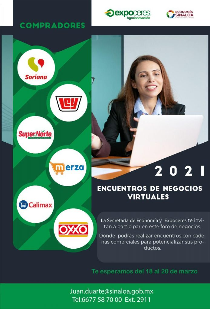 Expo CERES 2021 Sinaloa