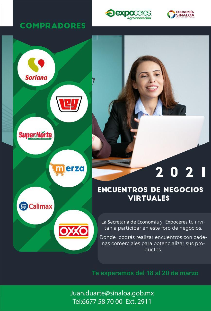 Expo CERES 2021 Sinaloa